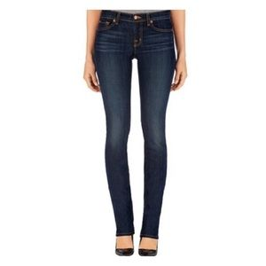 LIKE NEW J Brand • Pencil Leg Jeans in Ink Wash